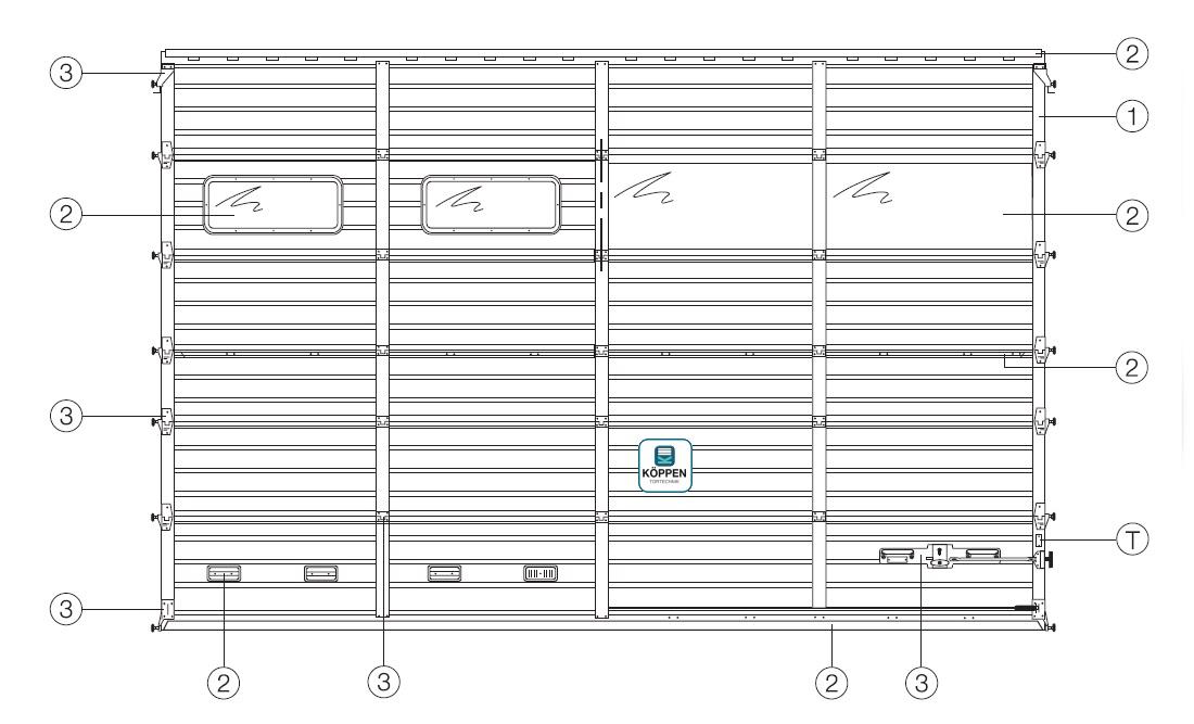 Berühmt Garagentorfedern und Ersatzteile für Garagentore und Industrietore WP85