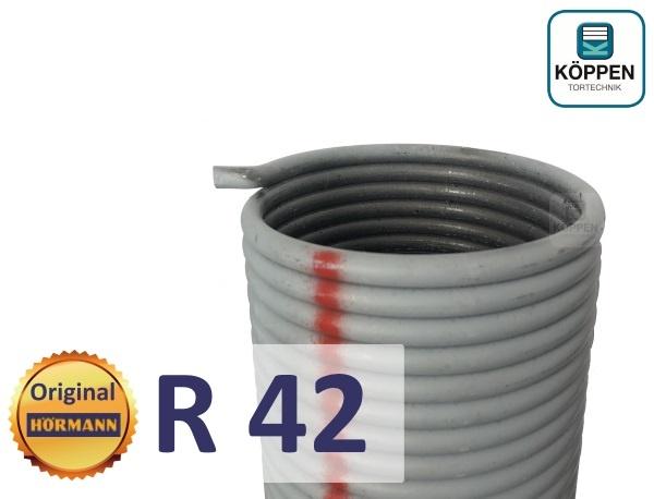 Hörmann Torsionsfeder R42 für Industrie Sectionaltore