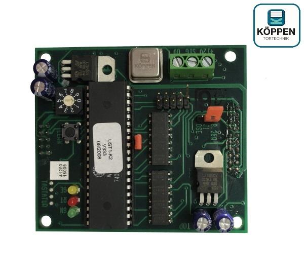 Antrieb Platine Modul K2 für DW-Leiste/SKS/OSE-Leiste