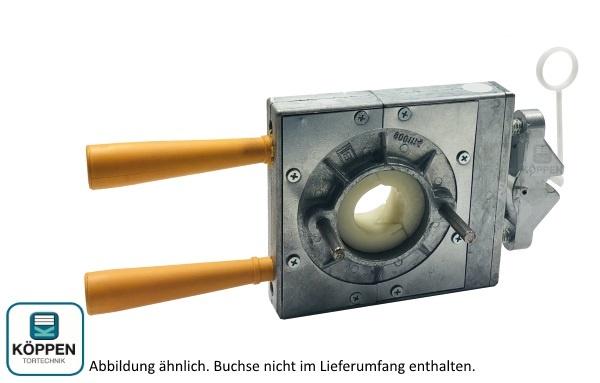 ZAK-System 1,5mm (ohne Buchse) von innen gesehen rechts