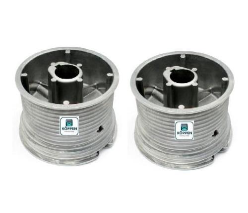 Seiltrommel Normal Feder System für Höhe max. 4005 mm