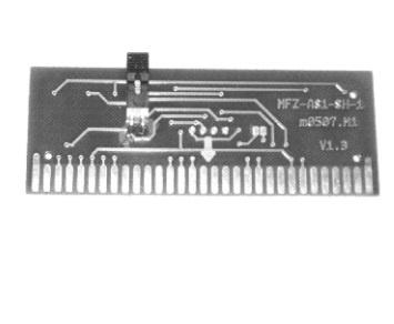 Antrieb Zusatzplatine MFZ Typ ASO 11