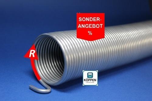 Torsionsfeder Garagentorfeder R701, R20 nicht orig. Hörmann