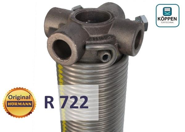 Hörmann Torsionsfeder R722 ersetzt R31 mit Spannkonus
