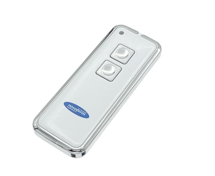 Handsender Novotron 522 Design 433Mhz 2-Kanal
