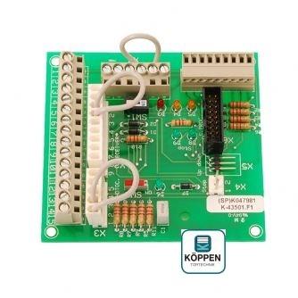 Platine / Hauptplatine für ECS 940 und  ECS 950 Steuerung