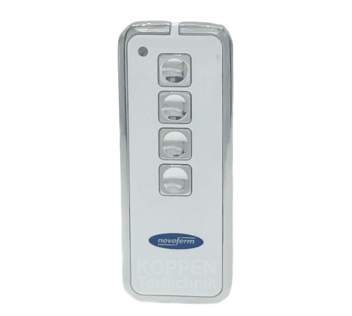 Handsender Novotron 524 Design 433 Mhz 4-Kanal