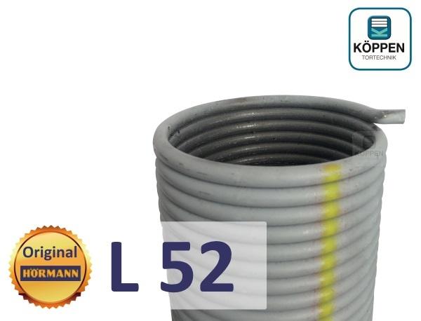 Hörmann Torsionsfeder L52 für Industrie Sectionaltore
