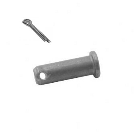 Sicherungsstift (Passstift oder Sicherungsbolzen) mit Splint