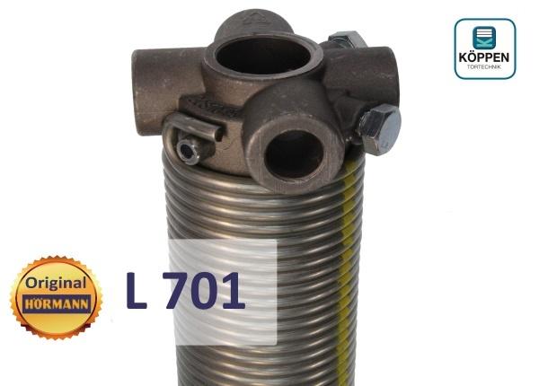 Hörmann Torsionsfeder L 701 ersetzt L20 mit Spannkonus
