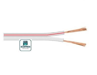 Kabel weiß als Zuleitung für Innentaster, Schlüsselschalter