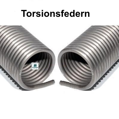 Torsionsfedern