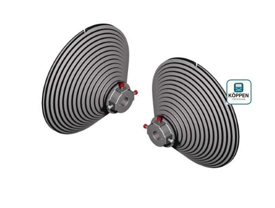 Seiltrommel vertikales Feder System HLmax. 8401 mm 1