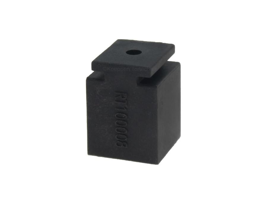 Bodenauflageklotz für Hörmann RollMatic Garagenrolltore