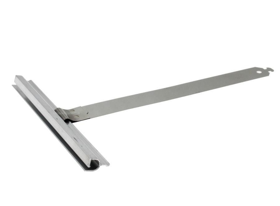 Rolltor Aufhängestück mit Flachbefestigung breite: 100mm