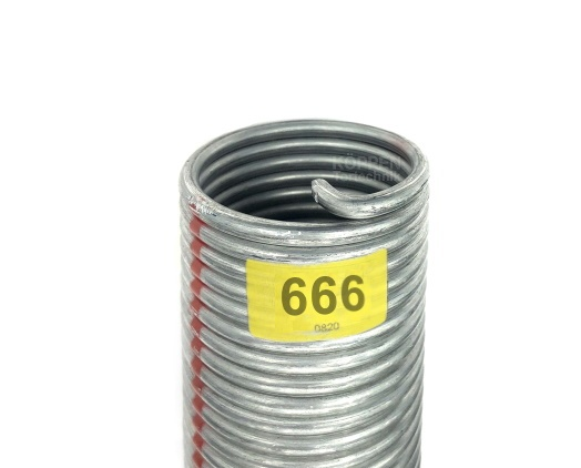 Novoferm Torsionsfeder 666 linke Wicklung L 50-63-875