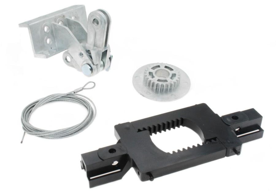 Verriegelungs-Set VRS1 für N80 und F80 Hörmann Schwingtore