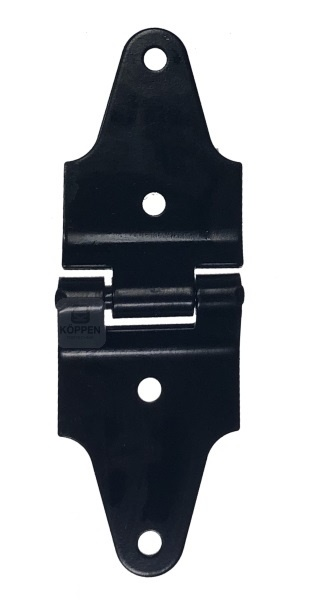 Scharnier Mitte oder Seitenscharnier für Sectionaltore Tore