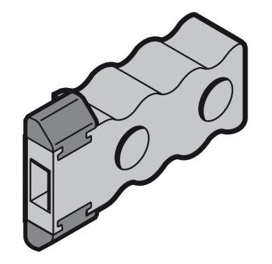 Innengriff für Hörmann Garagenrolltore RollMatic