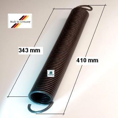 zugfeder wd 4 0 ad 42 l 410 mm deutsche se h rmann ersatzteile g nstig f r tore und mehr. Black Bedroom Furniture Sets. Home Design Ideas