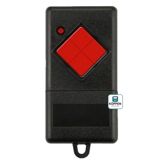 Handsender Dickert Typ MHS40-01 1 Kanal 40 MHz (40,685MHz)