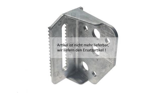 Rollenhalter/ Laufrollenbock oben links passend zu Novoferm