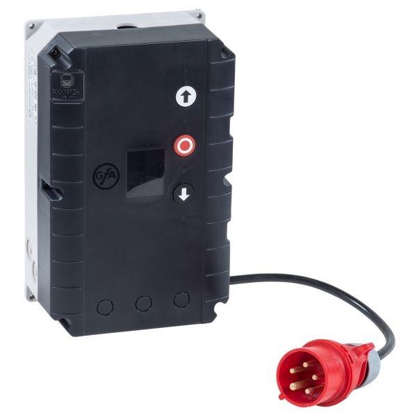 Torsteuerung Typ T981 Novoferm komplett im Gehäuse (400V)
