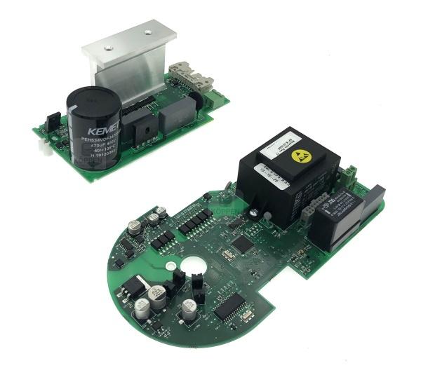 Antrieb Platine Set für CDM 9 als Ersatz für (K044114 und