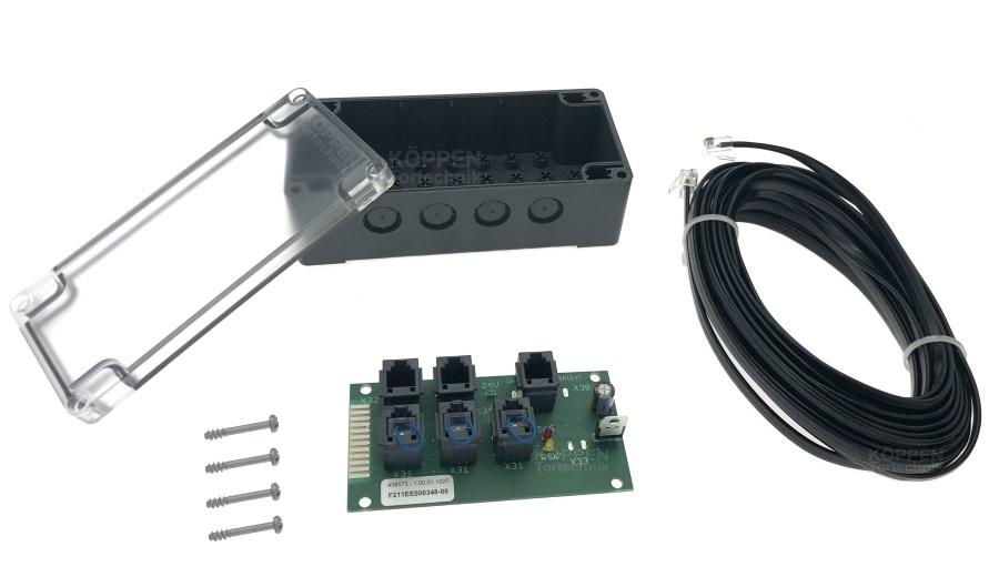 Aufrüstsatz für Voreilende Lichtschranke VL1/VL2 Hörmann