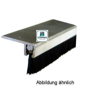 Bürstendichtung / Sturzdichtung Höhe 29 mm Länge 3000 mm mit