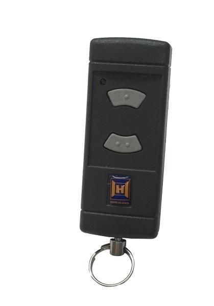 Handsender Hörmann Typ HSE2 graue Tasten 40 MHz