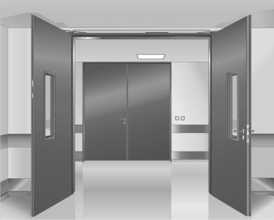 Stahltüren und Feuerschutztüren