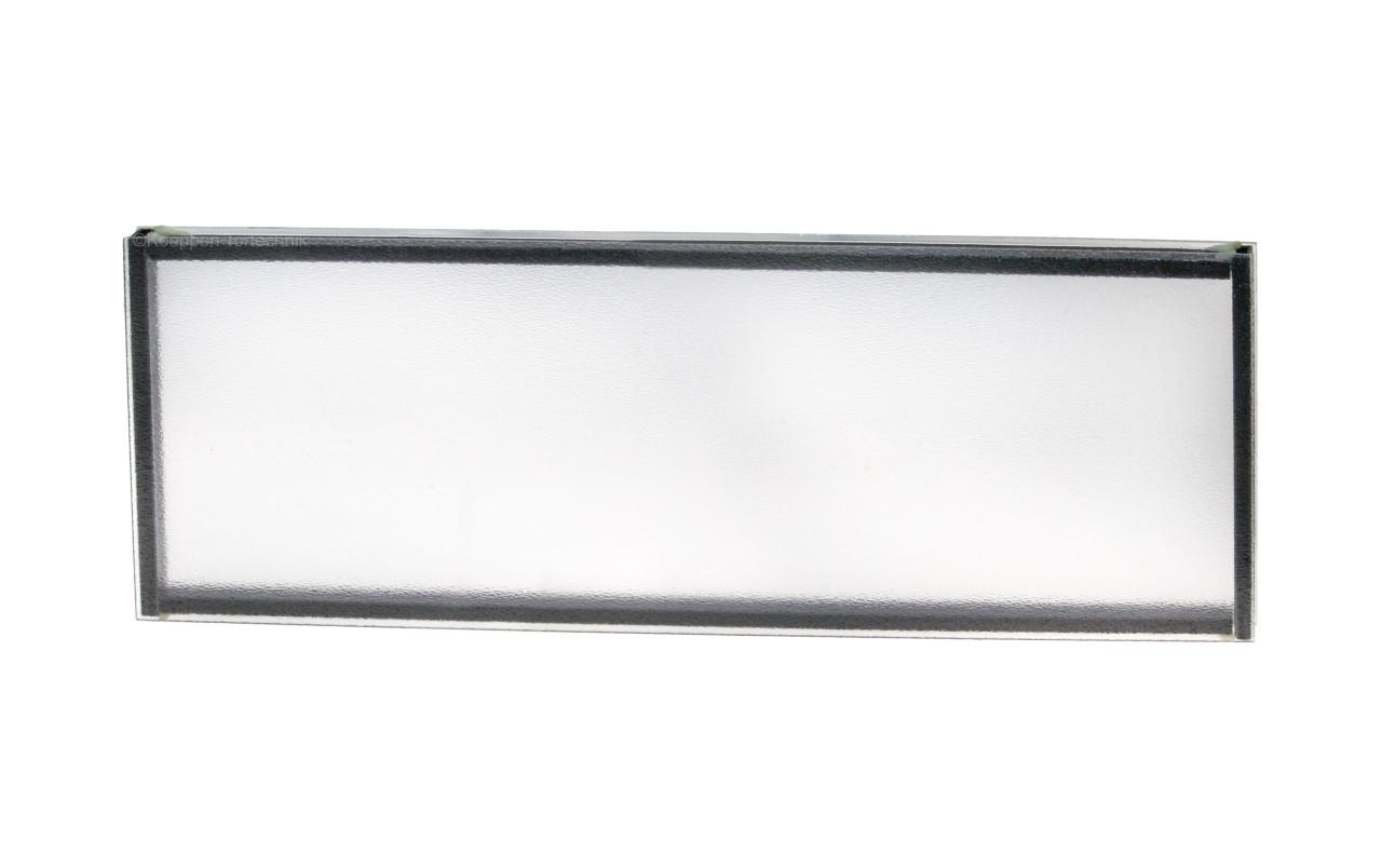 Kunststoff doppelscheibe kristallstruktur krist for Garagenfenster kunststoff