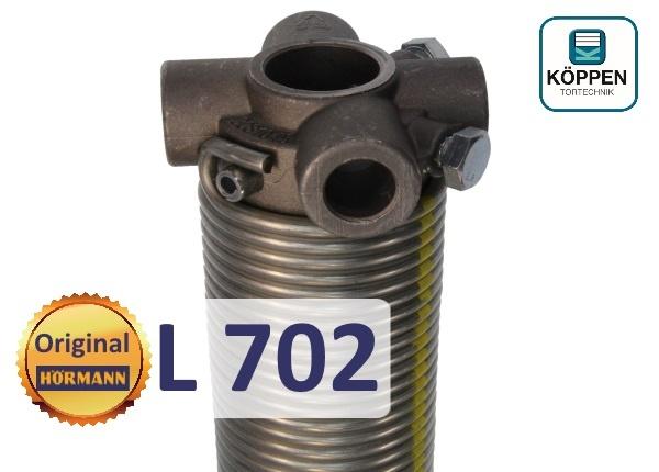 Hörmann Torsionsfeder L 702 ersetzt L 21 mit Spannkonus