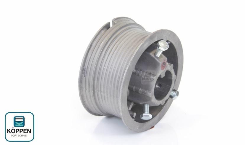 Seiltrommel Größe 1 rechts passend zu Hörmann Industrie-