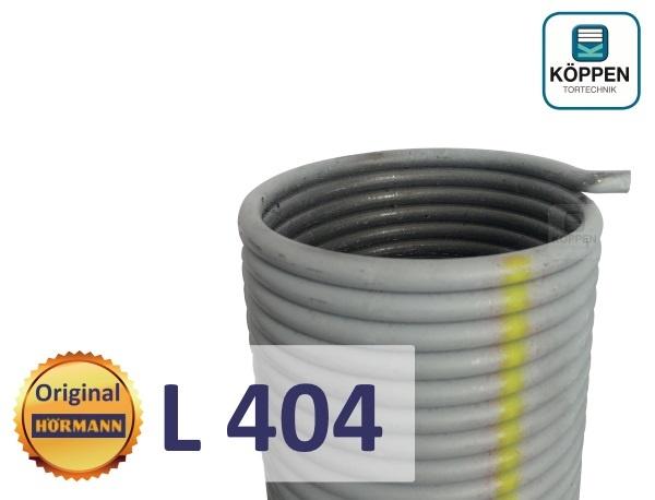Hörmann Torsionsfeder L 404 passend für Industrie Sectional-