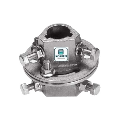 Kupplung (Wellenkupplung) verstellbar 25,4 mm (1Zoll)
