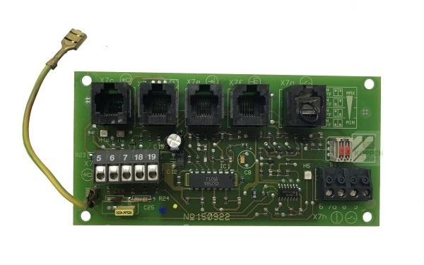 Antrieb Platine Optosensor passend zu Hörmann WA100 passend