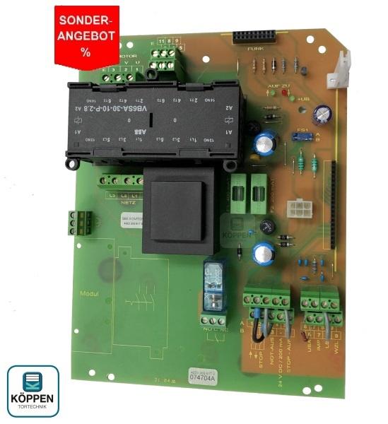Antriebs Platine STA 1 Ovitor Multicard
