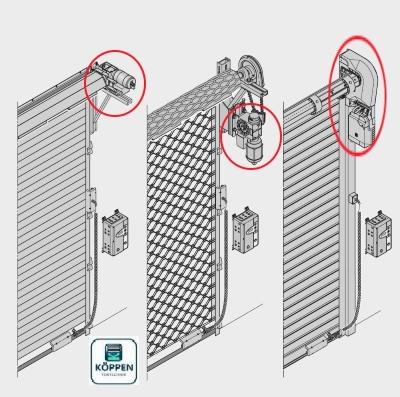 rolltor und rollgitter antriebe von h rmann h rmann ersatzteile g nstig f r tore und mehr. Black Bedroom Furniture Sets. Home Design Ideas