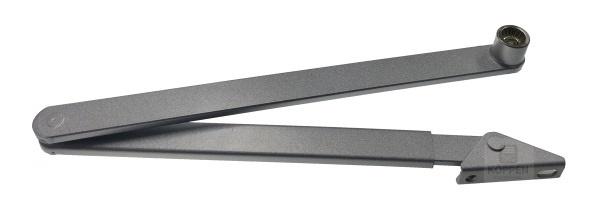 Gestänge für Türschliesser GEZE TS 4000 mit Kronenverzahnung