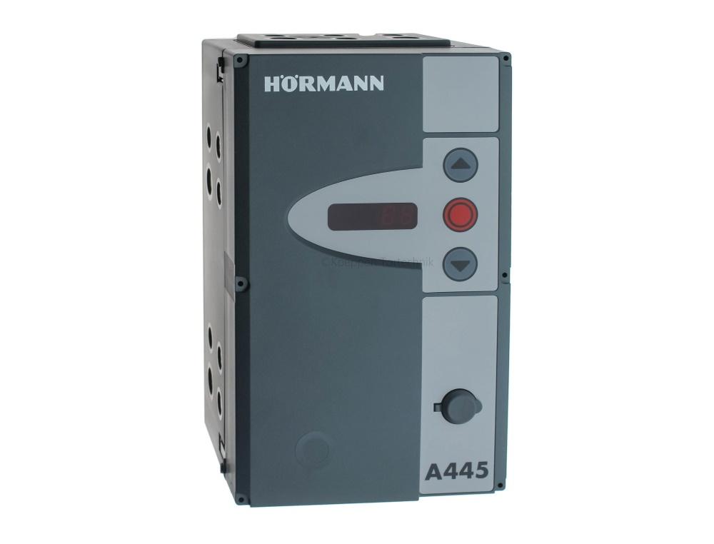 Steuerung Typ A 445 komplett im Gehäuse passend zu Hörmann