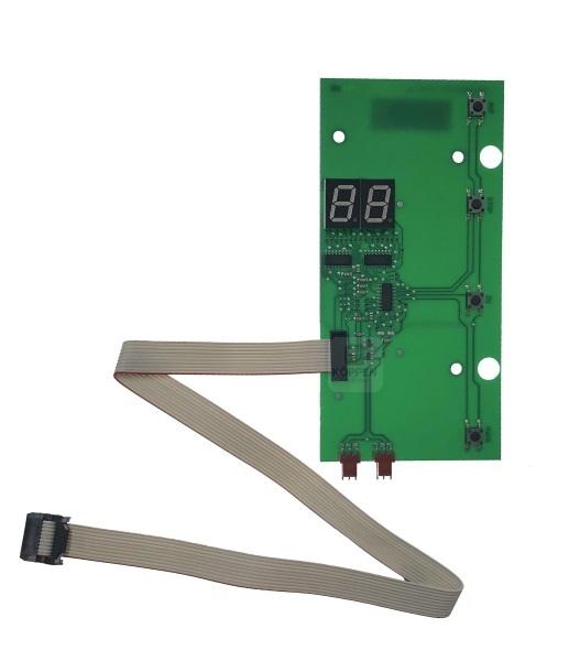 Displayplatine für Steuerung A/B 445, A/B 460, B 460 FU