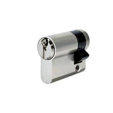 Profilzylinder Halb 40,5 + 10 mm verschiedenschließend