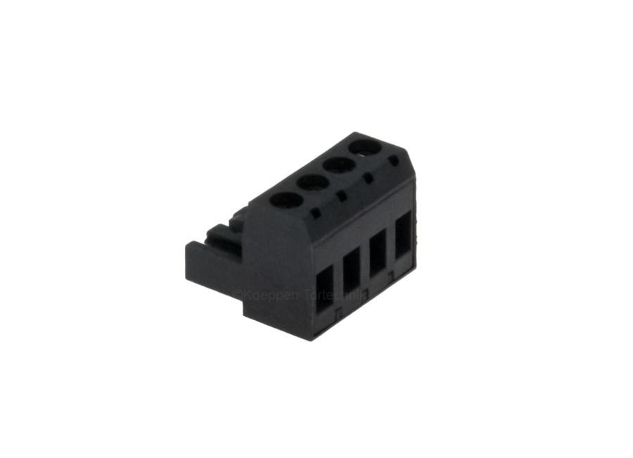 Klemme 4-polig für Antriebe
