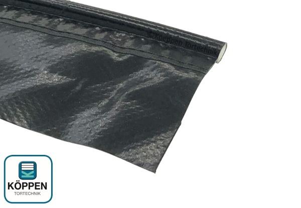 Kederprofil Schwarz PVC für Hörmann Schnelllauftore als