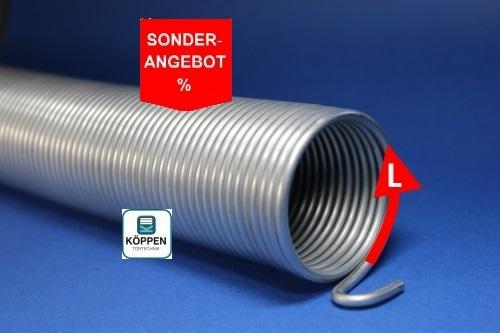 Torsionsfeder Garagentorfeder L701, L20 nicht orig. Hörmann