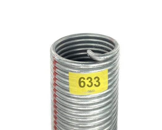 Novoferm Torsionsfeder 633 linke Wicklung L50-65-1249
