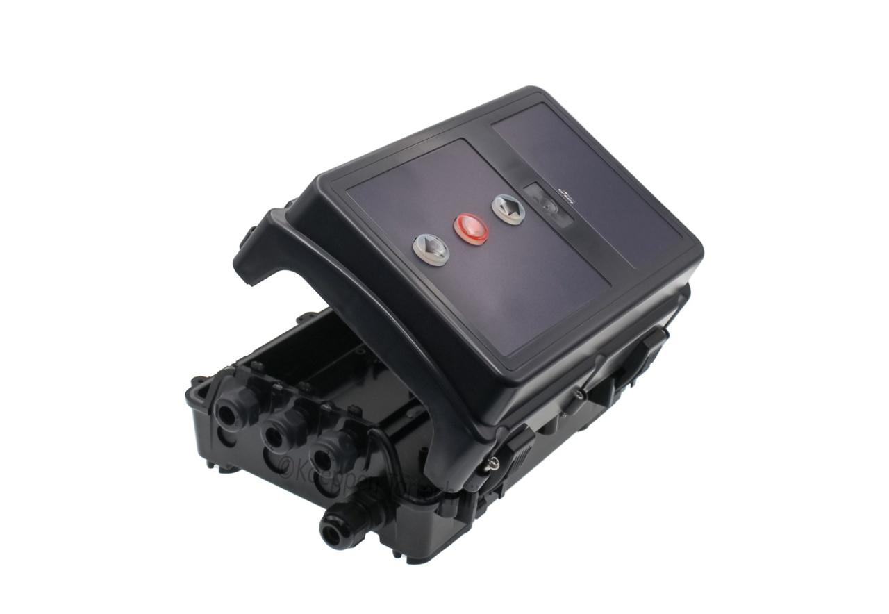 Steuerung Leergehäuse CS 310 für Roll- und Sektionaltore
