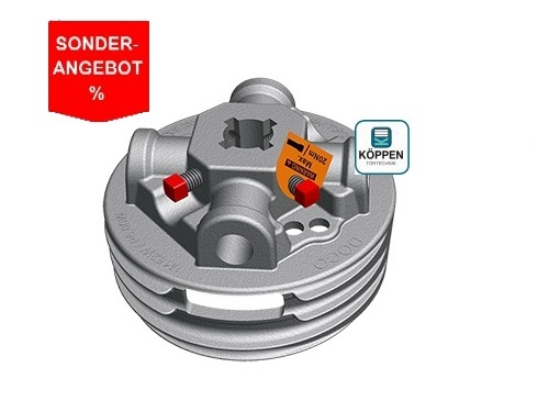 Federspannkopf Links / Rechts für Innendurchmesser ID 152mm
